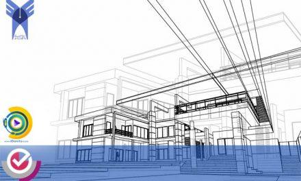 حداقل درصد دروس و آخرین رتبه قبولی معماری داخلی آزاد