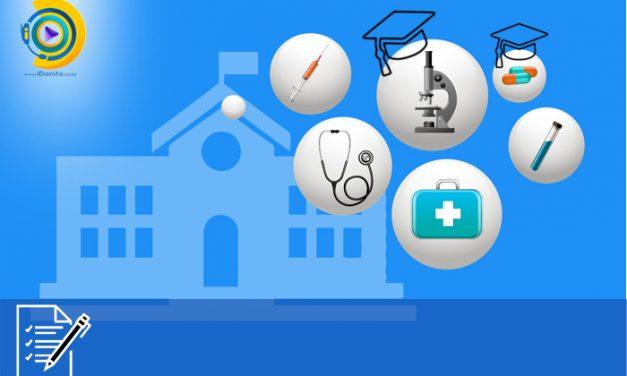 لیست دانشگاه های پزشکی بدون کنکور98