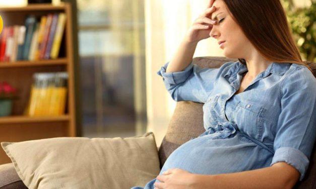 اختلالات روانی در دوران بارداری