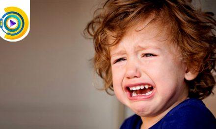 گریه کودک