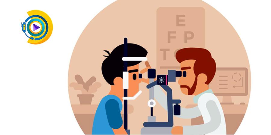 تکمیل ظرفیت ارشد بینایی سنجی