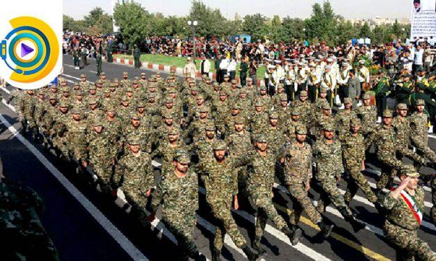 مراحل استخدام نیروهای مسلح