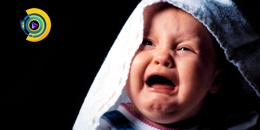 گریه شبانه نوزاد