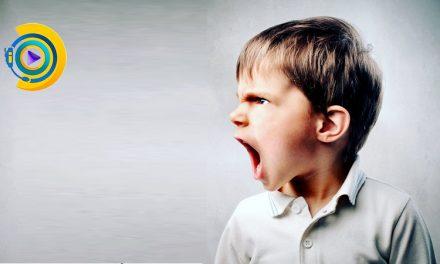 عصبانیت کودک
