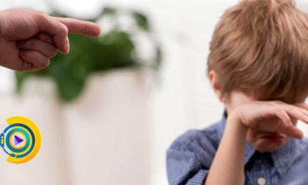 تبعات کتک زدن کودک