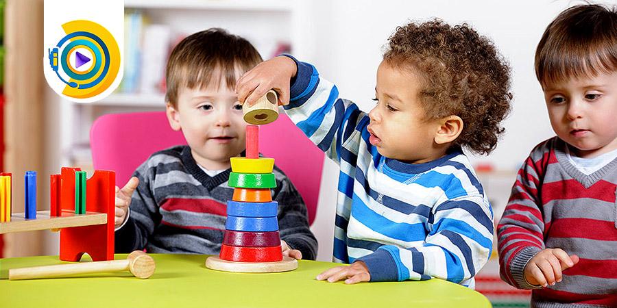 تربیت کودک دو ساله