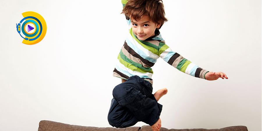 تفاوت کودکان پرانرژی با کودکان بیش فعال