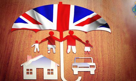 بیمه در انگلستان
