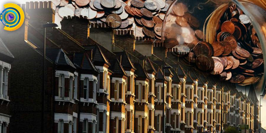 هزینه مسکن در انگلستان