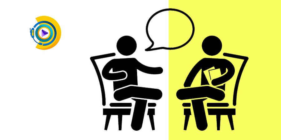 مصاحبه رشته های نیمه متمرکز