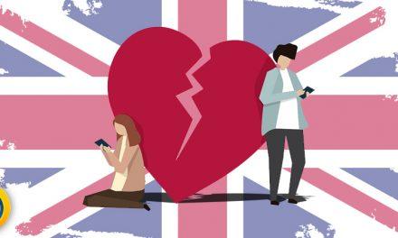 طلاق در انگلستان