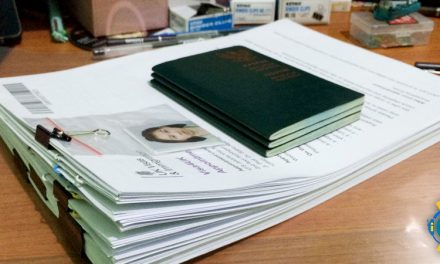 مدارک لازم برای پذیرش و ویزای انگلستان