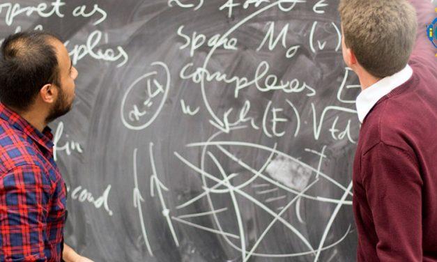 تکمیل ظرفیت علمی کاربردی ریاضی