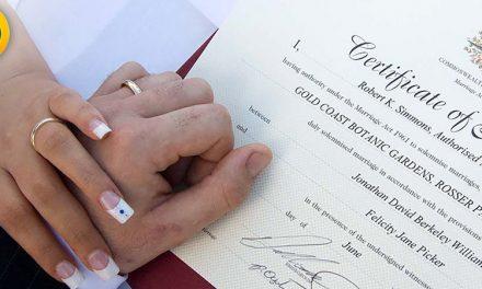ازدواج در استرالیا