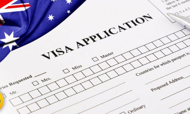 مدارک مهاجرت کاری به استرالیا