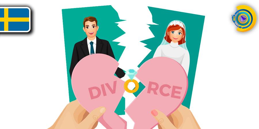 طلاق در سوئد