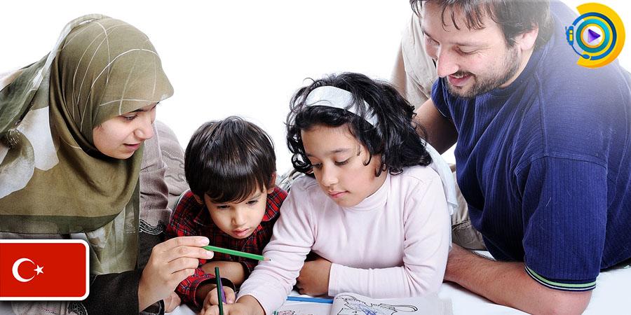 ویزای همراه و فرزندان جهت تحصیل در ترکیه