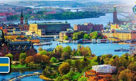 تفریحگاه های توریستی سوئد