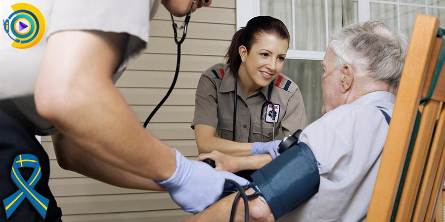 پزشکی و پیراپزشکی در سوئد