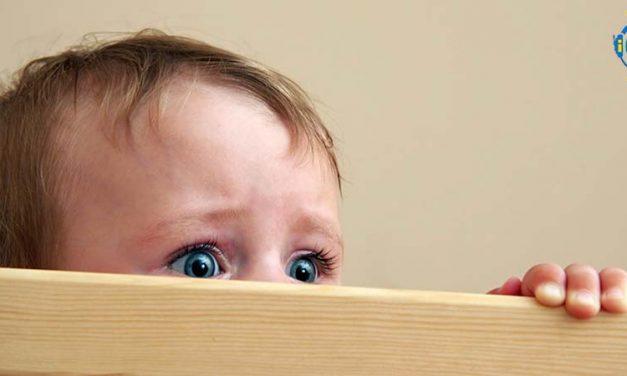 ترس در کودک