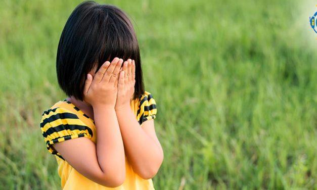 کودکان خجالتی