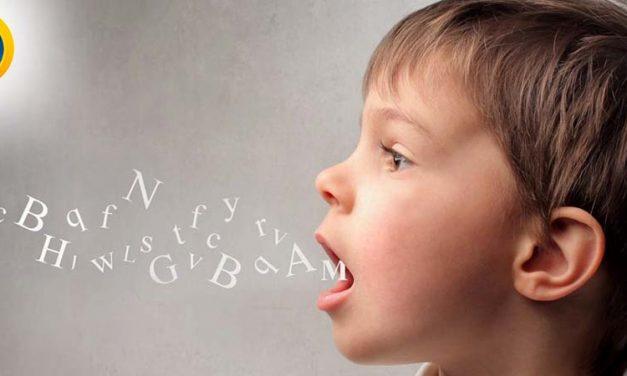 اختلال زبان