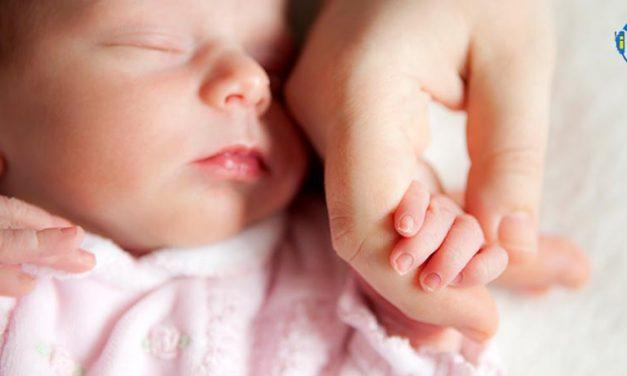 وابستگی نوزاد