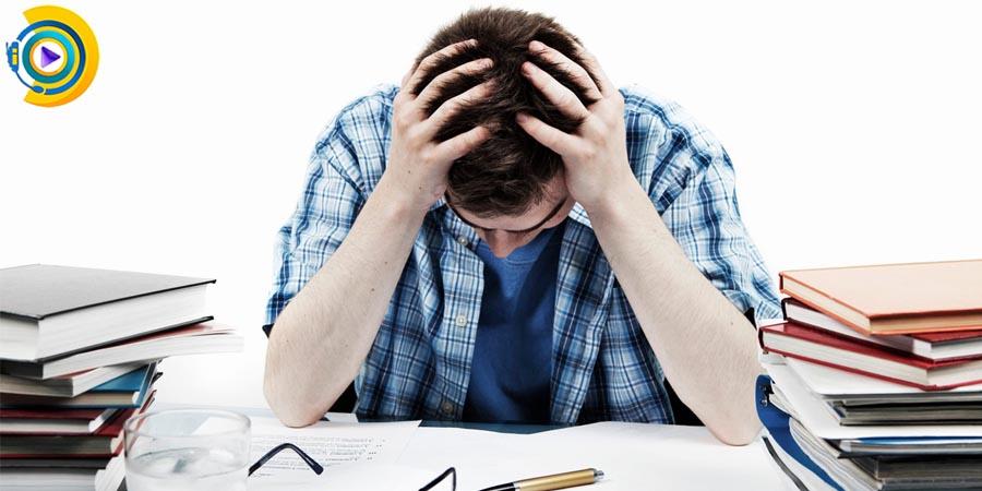 با استرس امتحان چه کنیم؟