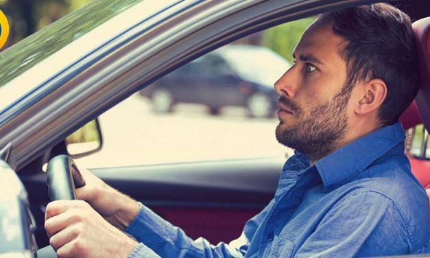 غلبه بر ترس از رانندگی