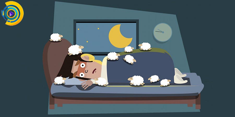 رهایی از معضل آزاره دهنده بی خوابی