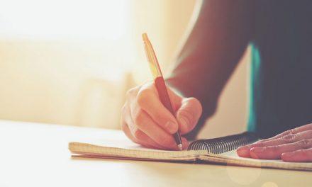 بنویس تا اتفاق بیفتد