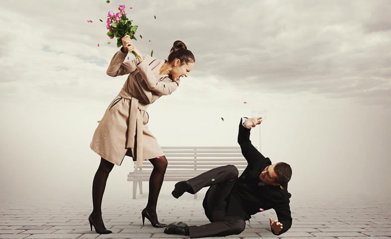 مرد خیانتکار چه ويژگی هایی دارد   با مردان خیانتکار چگونه رفتار كنيم ؟