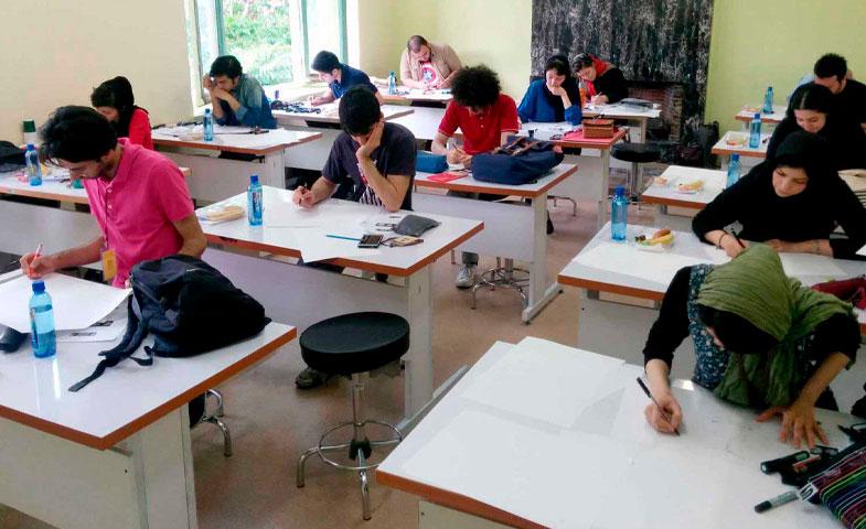 کارت ورود به جلسه آزمون عملی هنر
