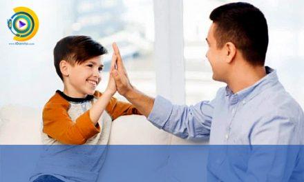 تأثیر صادق بودن با کودکان