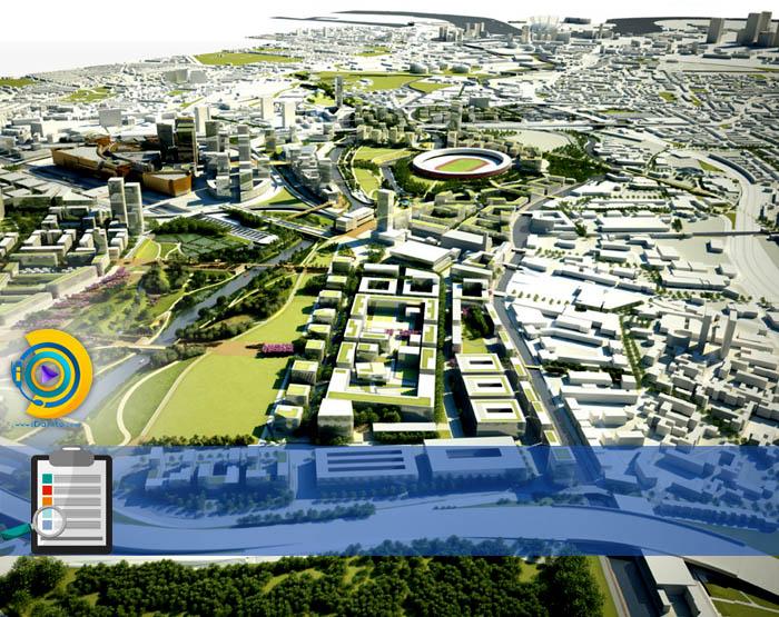 انتخاب رشته ارشد طراحی شهری 98