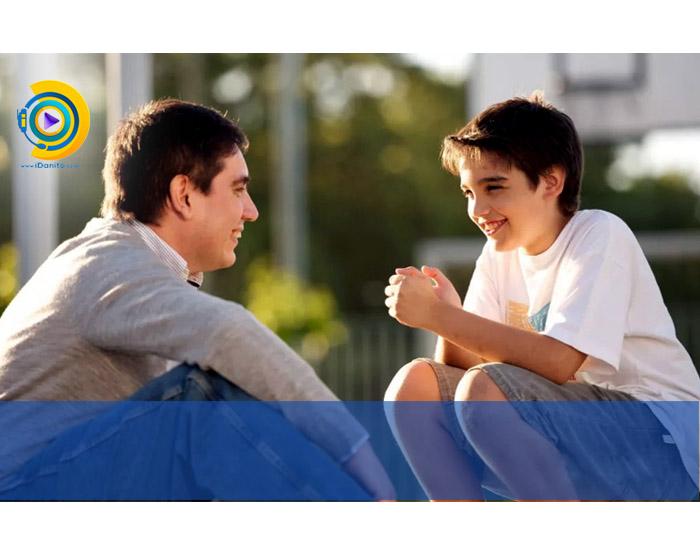 ارتباط والدین با فرزندان در دوران بلوغ