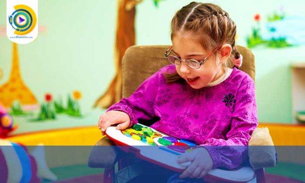 با کودکان معلول بیشتر آشنا بشویم