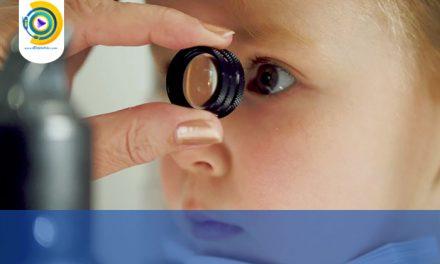 نابینایی و کم بینایی در کودکان