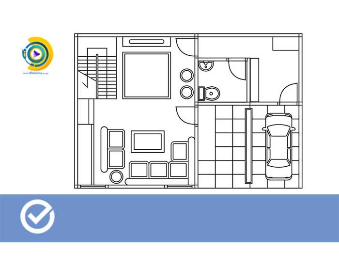 کارنامه و رتبه قبولی معماری داخلی آزاد 98