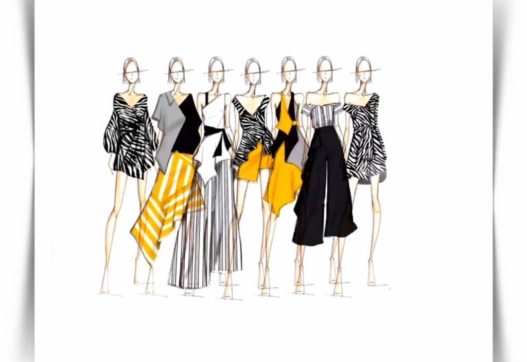 کارنامه و رتبه قبولی طراحی لباس